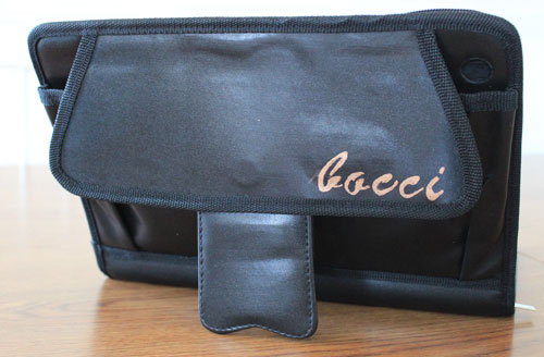 BOCCI Leather Cass for Apple iPad 4