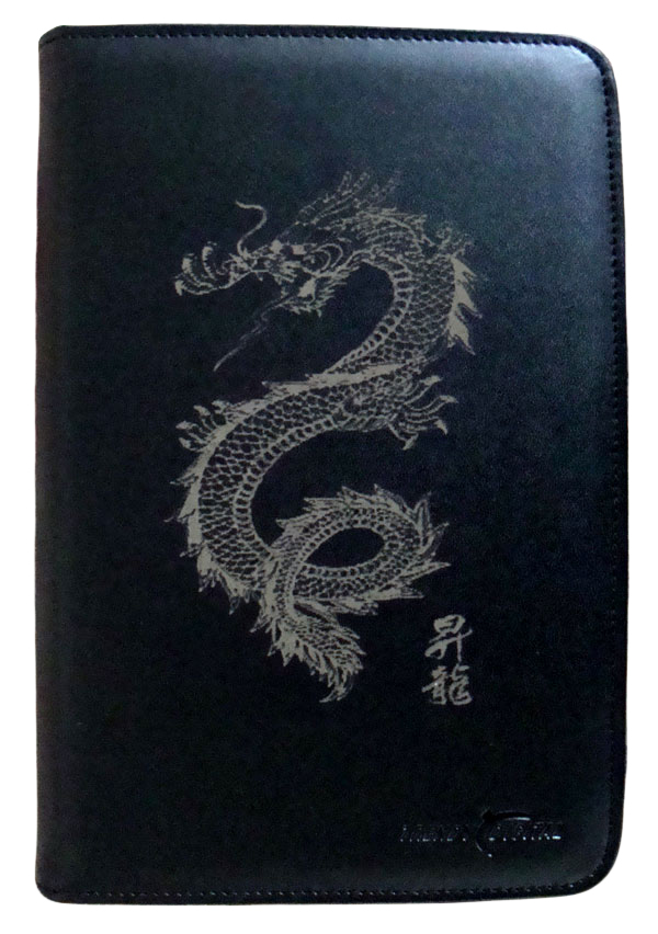 Artisan MaxGuard Plus Kindle 2 Cover, Black, Dragon Rising