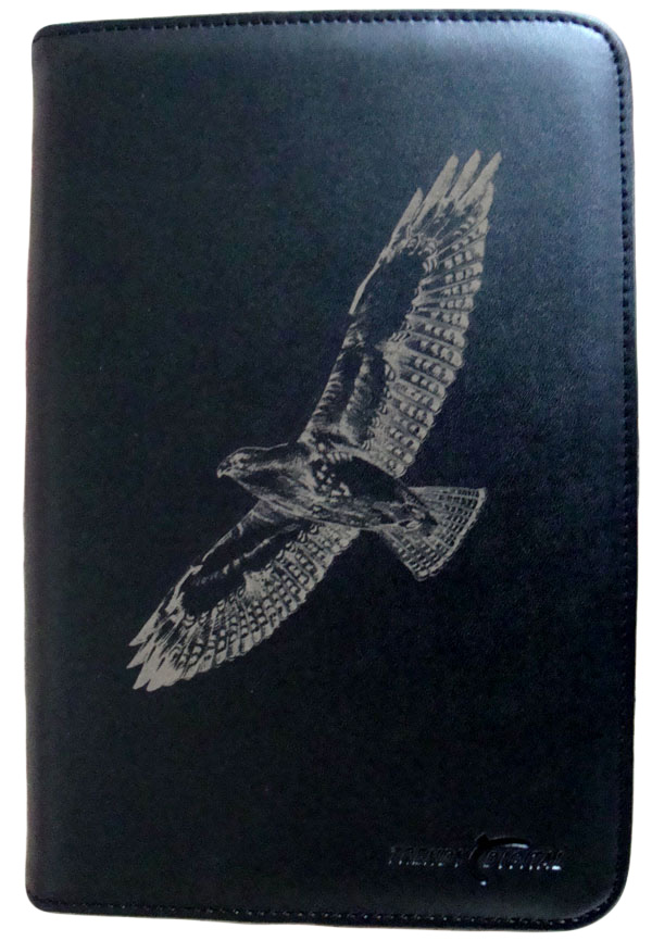 Artisan MaxGuard Plus Kindle 2 Cover, Black, Hawk