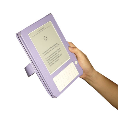 MaxGuard eReader Jacket / Carry Case, Purple Color