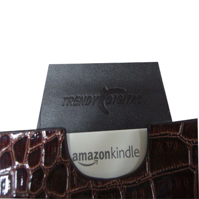 Simplicity eReader Sleeve for the Kindle 2, Brown Color