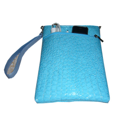 InStyle eReader Travel Bag for the Kindle, Blue Color