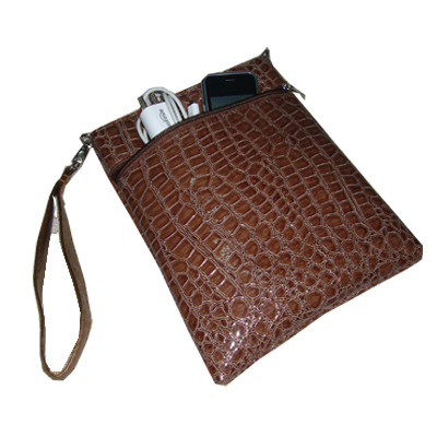 InStyle eReader Travel Bag for the Kindle, Brown Color