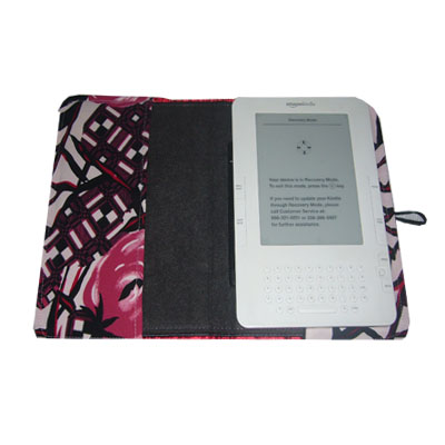 iBeauty Cover for Amazon Kindle 2 Leather Cover:Whispering Roses