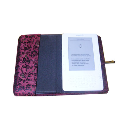iBeauty Cover for Amazon Kindle 2 Leather Cover: Asian Poem 1