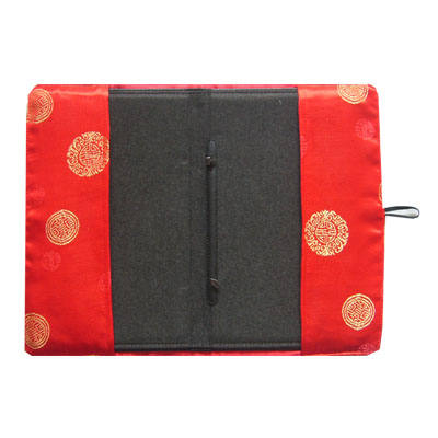 iBeauty Cover for Kindle 2 Leather Cover: Lucky Charm