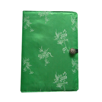 iBeauty Cover for Kindle 2 Leather Cover: Bamboo Green