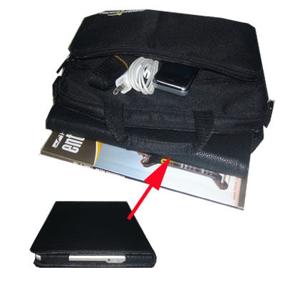 Sport Netbook Case for up to 10.2-Inch Netbooks or Kindle DX
