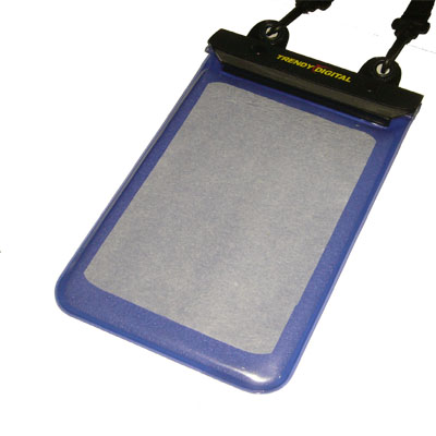WaterGuard Plus Waterproof Case for Kindle 3 w/Padding, Purple