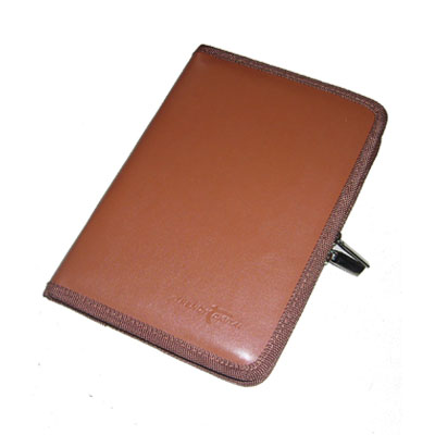 TrendyDigital NookGear Folio Cass for Nook eReader, Brown