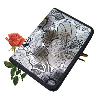 Courier Folio Cass for the Samsung Galaxy Tab, Flowers