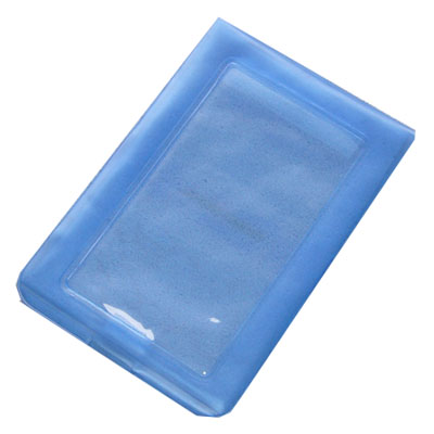 TrendyDigital Splash Proof Case with Padding for Nook, Blue