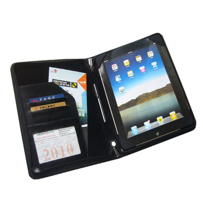 TrendyDigital PadGear Folio Cass for Apple iPad, Black