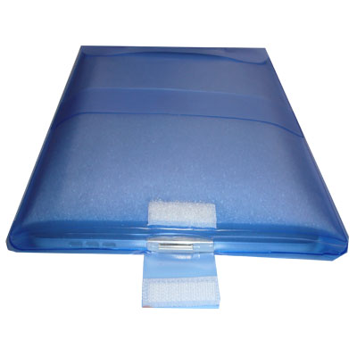 TrendyDigital PadShield Element Protection Case for iPad, Blue