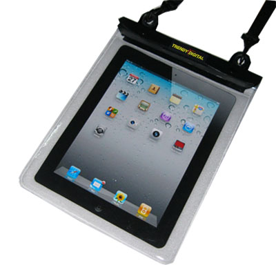TrendyDigital WaterGuard PLus Waterproof Case for Apple iPad 2