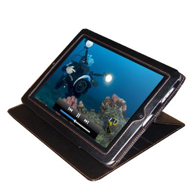 TrendyDigital PadPal Convertible Case for iPad, Black