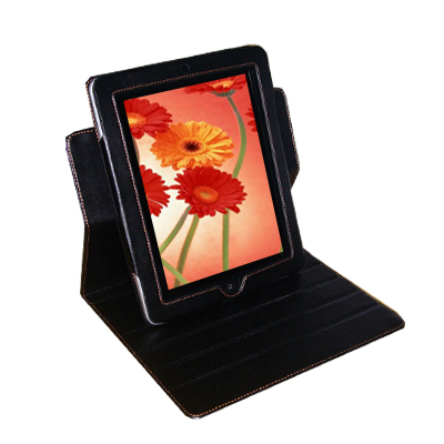 TrendyDigital Dimension Case for iPad, V Series , Black