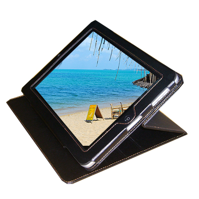 TrendyDigital Dimension Case for iPad 2, M Series , Black