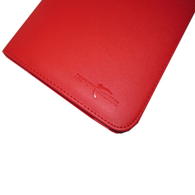TrendyDigital MaxGuard Plus Jacket for Kindle 3, Red