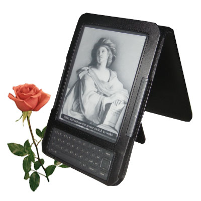EasyRead Platform Jacket for Kindle 3, Black Color