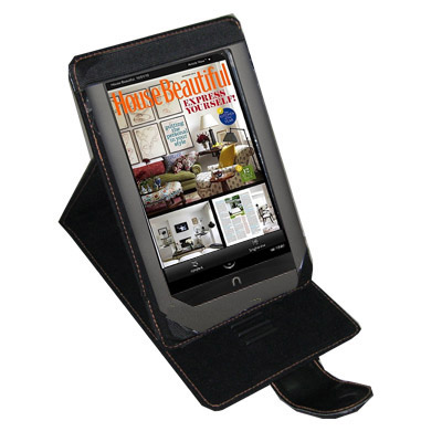 TrendyDigital Platform Cass for NookColor / Nook Tablet, Black