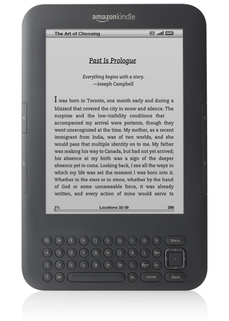 For Kindle 3